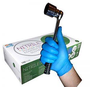 gants de protection nitrile TOP 9 image 0 produit