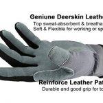 gants de travail pour femme TOP 10 image 1 produit
