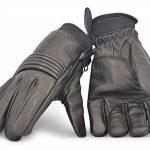 Gants doublés en cuir noir avec fourrure par Blok-IT - Gardez vos mains au chaud avec ces gants d'hiver élégants et confortables de la marque Blok-iT image 1 produit