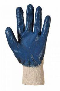 Gants en caoutchouc nitrile léger côtes de la marque Lizard Clothing image 0 produit
