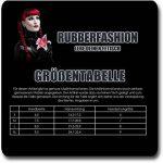 Gants en latex en caoutchouc de différentes longueurs et couleurs de la marque Rubberfashion image 2 produit