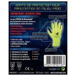 Gants Hiver - Gants de travail antifroid - Captain Freeze - Gants de Protection Haute visibilté de la marque Manusweet image 4 produit