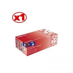 gants latex rouge TOP 3 image 0 produit