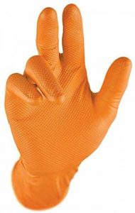 gants nitrile orange TOP 14 image 0 produit