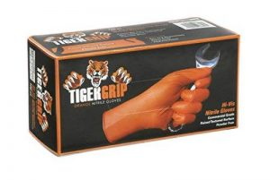 gants nitrile orange TOP 2 image 0 produit