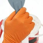 gants nitrile orange TOP 2 image 3 produit