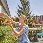 Gardena NatureUp! Kit de base vertical: mur végétal pour la végétalisation verticale de balcons/terrasses/cours intérieures, kit de base de 9 plantes, résistant aux intempéries (13150-20) de la marque Gardena image 3 produit