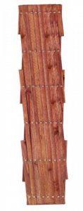 Gardman Treillis de jardin Riveté Brun roux 1,8 x 0,9 m de la marque Gardman image 0 produit