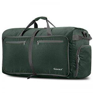 Gonex Sac de Voyage 100L Sac Pliable Sac Imperméable Pliant Pour camping Randonnée Voyage … de la marque Gonex image 0 produit