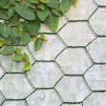 Grillage pour jardin casa pura® clôture vert | tailles au choix | diamètre de maille 25mm | résistant aux intempéries | bricolage, 100cmx25m de la marque casa pura image 2 produit