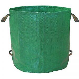 HOOMIL Sacs de Jardin, Multi-usages Sac à Déchets de Jardin en Water-Repellent PP Woven Fabric 272L - H3103 (Vert) de la marque HOOMIL image 0 produit