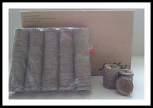 Jiffy Lot de 100 pastilles en fibre de noix de coco pour semis de la marque GREEN24 image 0 produit