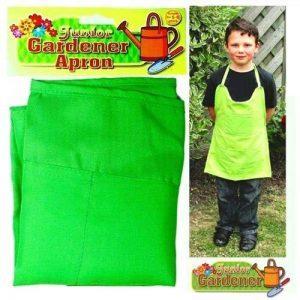 Junior Gardener Apron Green Mini Children's Pockets Boys Girls de la marque PLAYWRITE image 0 produit