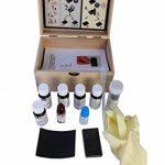Kit de test d'or, d'argent et de platine - Acide de test, or, carat – Testez l'or, l'argent ou le platine de façon fiable et rapide de la marque Goldanalytix image 1 produit