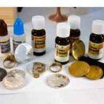 Kit de test d'or, d'argent et de platine - Acide de test, or, carat – Testez l'or, l'argent ou le platine de façon fiable et rapide de la marque Goldanalytix image 2 produit