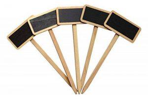 La cordeline CJNBA1 Sachet de 5 Etiquettes à Planter 6,1 x 3,0 x 14,4 cm de la marque La cordeline image 0 produit