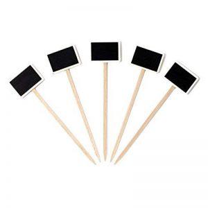 La cordeline CJNBA2 Sachet de 5 Etiquettes à Planter 7,0 x 5,0 x 27,5 cm de la marque La cordeline image 0 produit
