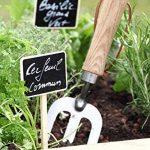 La cordeline CJNBA2 Sachet de 5 Etiquettes à Planter 7,0 x 5,0 x 27,5 cm de la marque La cordeline image 3 produit