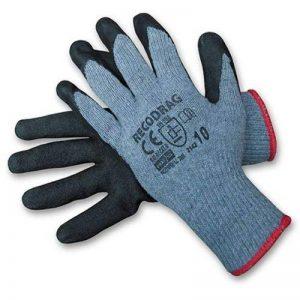 Lot de 12 paires de gants de travail taille 10 gants latex dBi de la marque Arbeitsbedarf24 image 0 produit