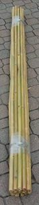 Lot de 15 cannes de bambou pour potager et autres utilisations, 210 cm de la marque FERRITALIA image 0 produit