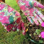 Lot de 2paires de gants de jardinage Gants de travail pour femme–Léger et durable–Idéal pour jardin et tâches ménagères–Idéal Cadeau de jardinage pour femme. Achetez en vente maintenant de la marque Flower Power User Friendly Tools image 1 produit