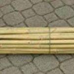 Lot de 25 cannes de bambou pour potager, 210 cm de la marque FERRITALIA image 1 produit