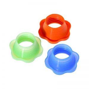 Lot de 3Égouts Tuyau Pest Control anti-odeur Joint d'étanchéité machine à laver piscine Siphon de sol Bouchon d'étanchéité de la marque Tong Yue image 0 produit