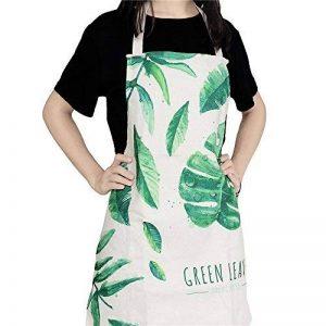 Monsiter Tablier réglable pour femme pour la cuisine, la cuisson, l'artisanat, le jardinage, le barbecue de la marque Monsiter image 0 produit