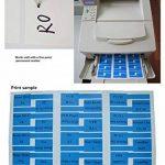 Mr-Label Auto-adhésif autocollant Étiquette de câble - étanche | Résistant à la déchirure | Durable - avec en ligne gratuit outil d'impression de la marque Mr-Label image 4 produit
