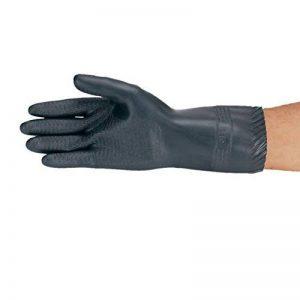 neolab 2–4301Acide Gants de protection, crayons hlor oprene, couple, Taille 71/2–8, Noir de la marque neoLab image 0 produit