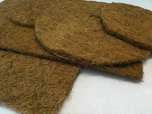 Original Organics biodégradable en fibre de coco Tapis de l'humidité pour junior Wormery de la marque Original Organics image 0 produit