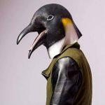 PartyCostume Deluxe Innovante Toussaint Costume Réunion Botanique Animalia Tête Masque Le Pingouin de la marque PartyCostume image 1 produit