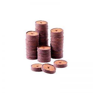 Pastilles 100% Fibres de Coco pour la Germination (50 Pastilles) de la marque ROMBERG image 0 produit