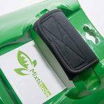 Pelle ramasse-feuilles à dents de Mixitude dotée d'un coussinet de protection au poignet et d'un sac à déchets végétaux d'une contenance de 72 gallons de la marque Mixtitude image 2 produit