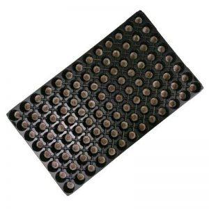 Plaque / Plateau à semis avec Pastilles de Jiffy 7 - 104 Alvéoles (53x31cm) de la marque Jiffy image 0 produit