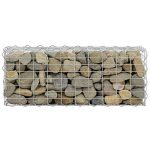 [pro.tec] 1x gabions (40 x 100 x 30 cm) gabions en pierre, mur en pierre, paroi en pierre, espaliers de la marque Pro Tec image 4 produit