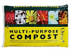 Quarrystore Trèfle–Multipurpose Compost–Idéal du sol amendement–Enrichit et Maintient l'humidité–Excellente pour pots de fleurs–40L de la marque Quarrystore image 0 produit