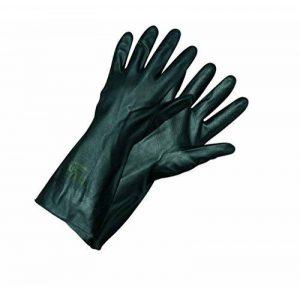 ROSTAING NEO400PRO/IT10 Gants Spécial Produits Chimiques Étanches, Fins, Grande Longueur, Noir, 10 Pouces de la marque Rostaing image 0 produit