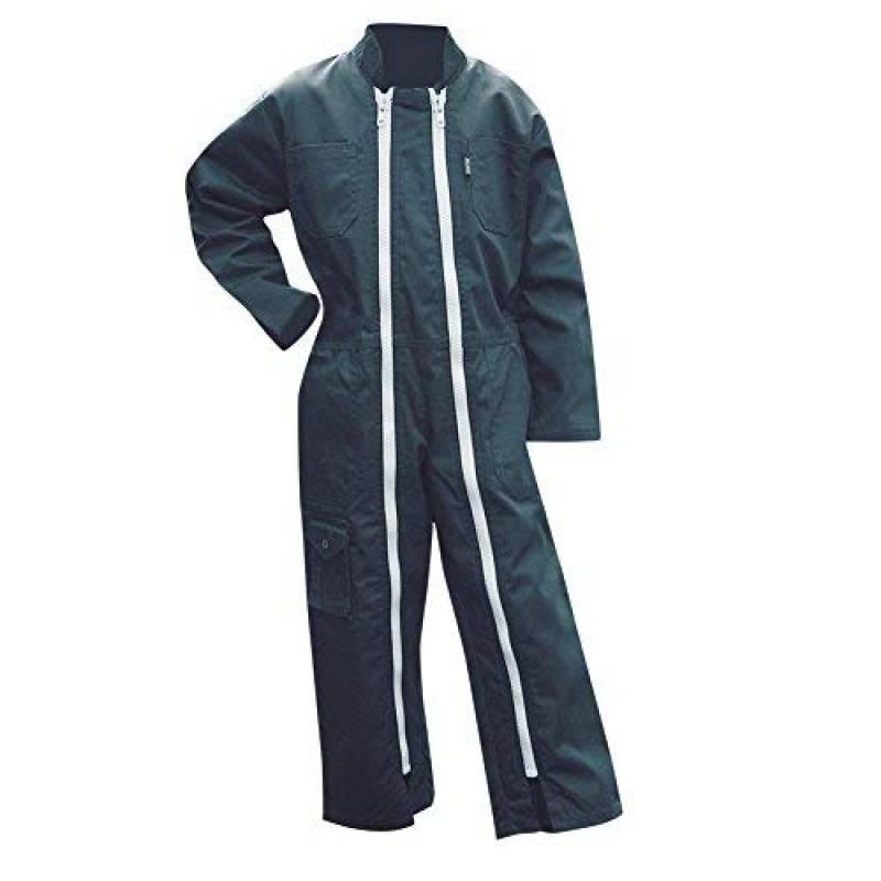 Terratrend Job 6229-152-6310 Salopette denfants Taille 152 Gris Fonc/é//Noir