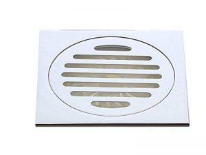 SDKKY le cuivre des drains de plancher des drains de plancher, baïonnette type à fermeture automatique à double fin 100x100mm drains de plancher, de la marque SDKKY image 0 produit