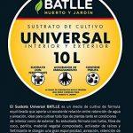 Semillas Batlle Batlle 960002UNID-Substrat Universel 10 L de la marque Semillas Batlle image 1 produit