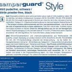 Semperguard Gants Jetables en Nitrile Style 100 Pièces Taille L de la marque Semperguard image 2 produit