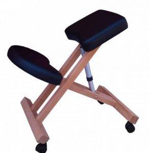 Siège ergonomique Kneeling G3K noir roulettes Tabouret Posture Dos massage relaxation de la marque Better image 0 produit