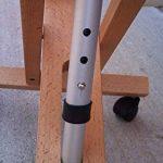 Siège ergonomique Kneeling G3K noir roulettes Tabouret Posture Dos massage relaxation de la marque Better image 1 produit