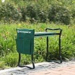 siège pour jardiner TOP 9 image 1 produit