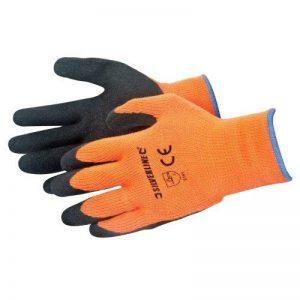 Silverline 736809 Gants haute visibilité Taille Unique Orange de la marque Silverline image 0 produit