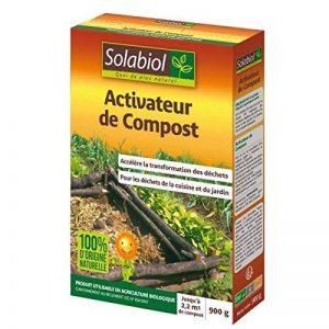 Solabiol SOACTI900 Activateur de Compost Naturel-Prêt A L'Emploi 900 G, Marron, 16 x 5 x 23 cm de la marque Solabiol image 0 produit