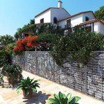 Songmics Gabion 100 x 50 x 30 cm MéTalliques DéCo Jardin ClôTure DéCorative GGB153 de la marque SONGMICS image 1 produit