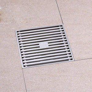 SSBY Fil de cuivre de haute qualité dimensions du siphon de sol sous la salle de bains plomberie deodorant 75mm/100mm/110mm appliquer un drain de plancher de la marque SSBY image 0 produit