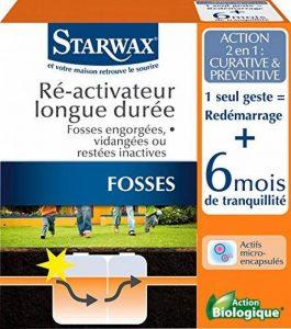 STARWAX 639 Reactivateur Fosses Bloquées 6 Mois 500 g de la marque STARWAX image 0 produit